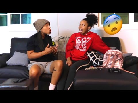 """""""I LIKE YOU"""" PRANK on Best friend **GONE WRONG***!!!! 