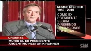 Impacto Politico De La Muerte De Nestor Kirchner - 1ra Parte