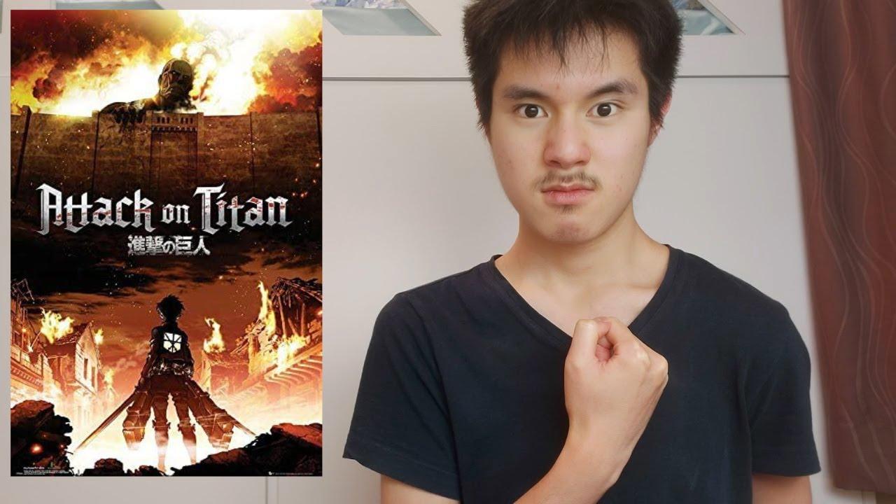 Attack On Titan Season 1 - Anime Review - YouTube