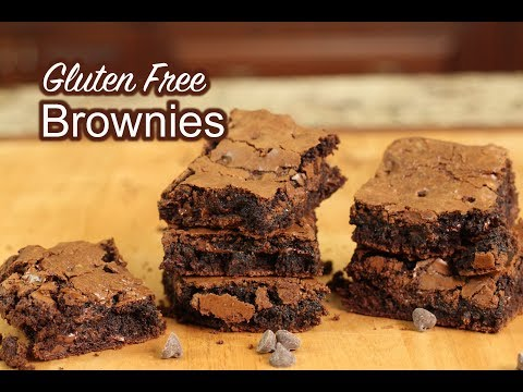 Best Gluten Free Chocolate Brownies | Rockin Robin Cooks