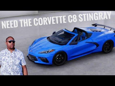 Help Me Order The New 2020 C8 Corvette Stingray