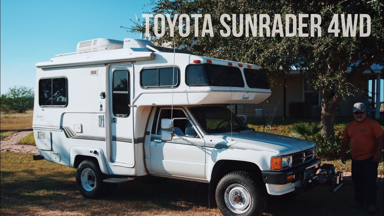 Craigslist Finds Toyota Sunrader 4wd Youtube