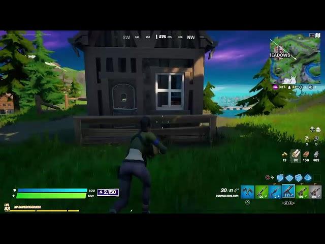 Fortnite Arena Mode Action