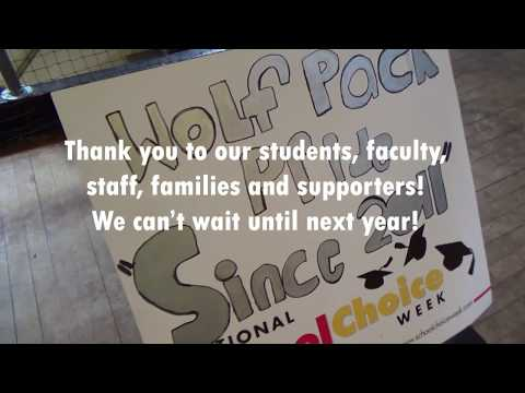 Gillingham Charter School - National School Choice Week 2018
