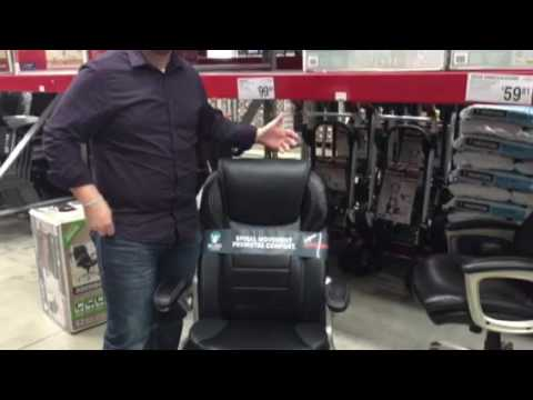 Wellness By Design Active Lumbar Chair Youtube
