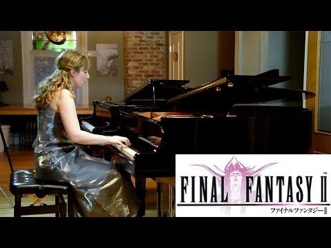 Final Fantasy II - Main Theme (Piano Cover) [ファイナルファンタジー2メインテーマ]