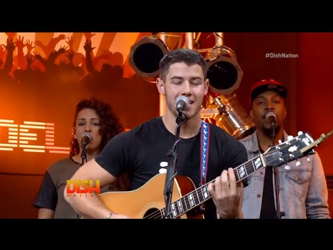 Nick Jonas Live In The Studio: 'Jealous' Live & Acoustic