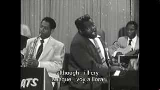 Fats Domino - Ain't That A Shame - 1955 - (subtitulada)