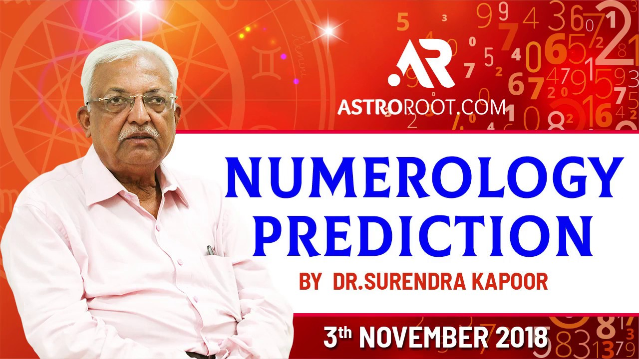 future predictions by date of birth 3 november numerology
