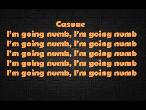rihanna numb lyrics