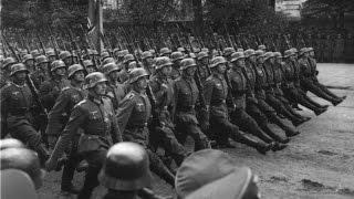 Элитные германские подразделения Второй Мировой Войны! Военный механизм Гитлера (02.02.2017)