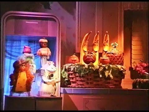 Kitchen Kabaret * Epcot The Land * Walt Disney World * May 1993 ...