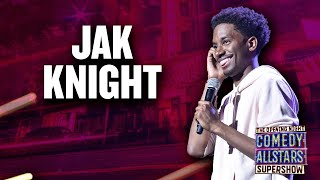 Jak Knight - 2017 Opening Night Comedy Allstars Supershow