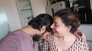 He almost FAINTED after having my LITTI CHOKHA | Ss Recipe Vlogs :-)