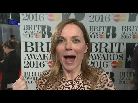 BRIT AWARDS 2016: Geri Halliwell talks Adele, Bluebell and her new album
