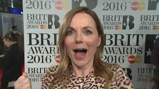 BRIT AWARDS 2016: Geri Halliwell talks Adele, Bluebell and her new album