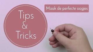 Tips en Tricks sieraden maken: zo maak je de perfecte oogjes