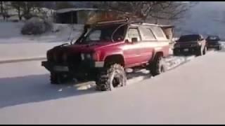 Toyota & Isuzu Snow Performance