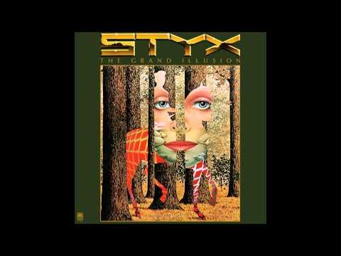 Styx - Man In The Wilderness ᴴᴰ