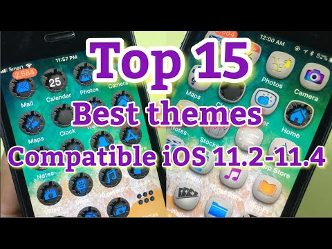 Top 13 Anemone Themes Support iOS 7 0-11 4 by iHelperPro