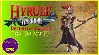 Hyrule Warriors (Switch): Great Sea Map B9 - Cia