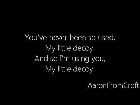 Paramore - Decoy (Demo) W/  LYRICS ON SCREEN 1080p!