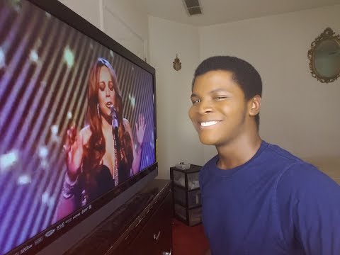 """MARIAH CAREY - """"I Wanna Know What Love Is"""" XFactor (REACTION)"""