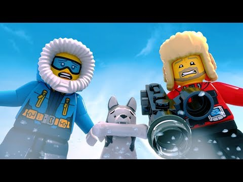LEGO City - Arctic Adventure Part 1 of 2 – Arctic expedition - Mini Movie