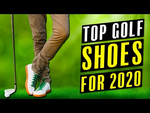 What Are The Top Golf Shoes For 2020? | Our Favorite New Golf Footwear Brands For This Year