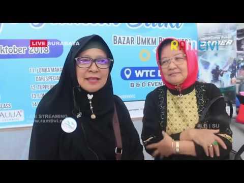 SURABAYA JAMAN SAIKI (Pameran UMKM Mahesa)   Lintas Berita, 9 Oktober 2018