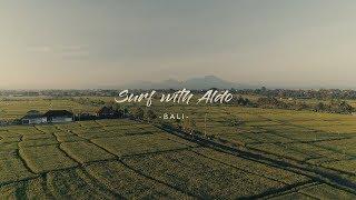 Gambar cover Surf with Aldo Bali - Promo video