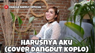 Download lagu Harusnya aku - Armada (cover Dangdut Terkoplo paling mantuL) by Chacha sherly