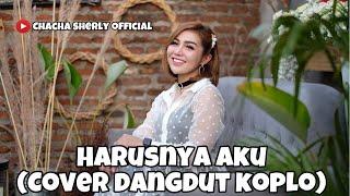 Download Harusnya aku - Armada (cover Dangdut Terkoplo paling mantuL) by Chacha sherly