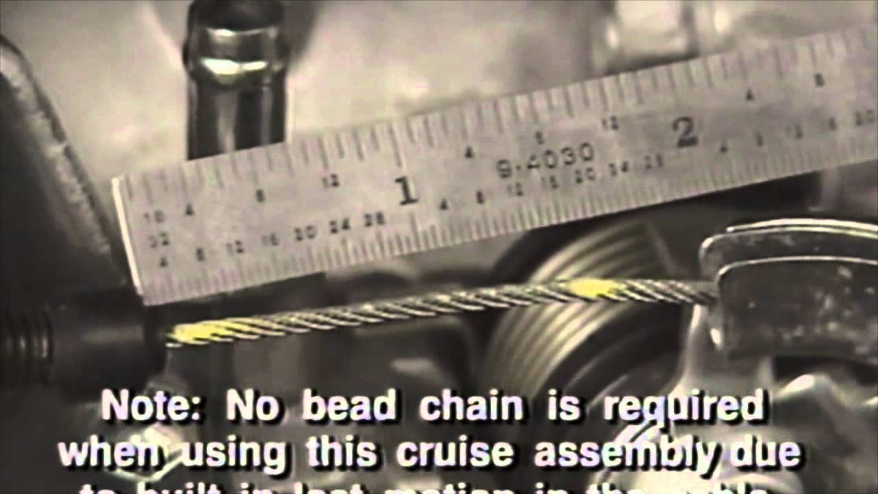Ap500 Cruise Control Wiring Diagram Dynamo To Alternator Conversion Universal Installation Youtube