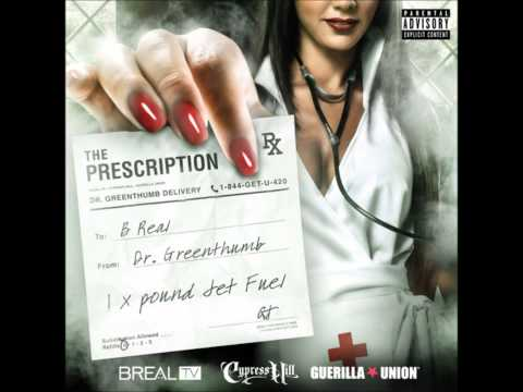 B-Real x Dr  Greenthumb - The Prescription (Full 2015 Mixtape) Ft Snoop Dogg, A$AP Ferg, Demrick