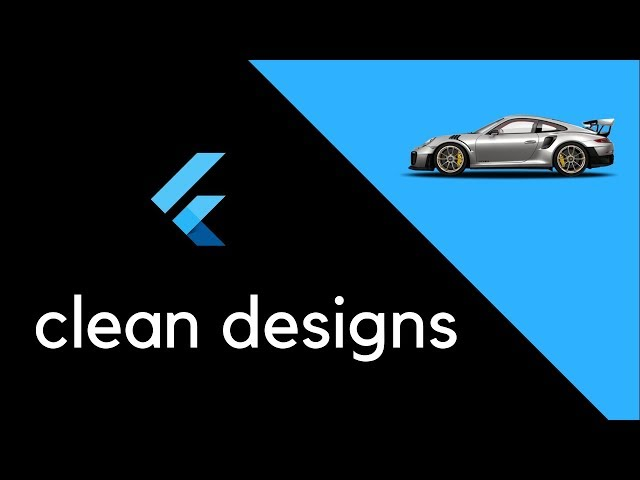 FlutterUI - Clean designs - Rental Service