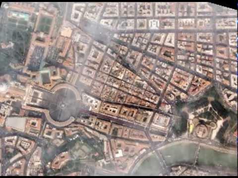 Vatican Flyover