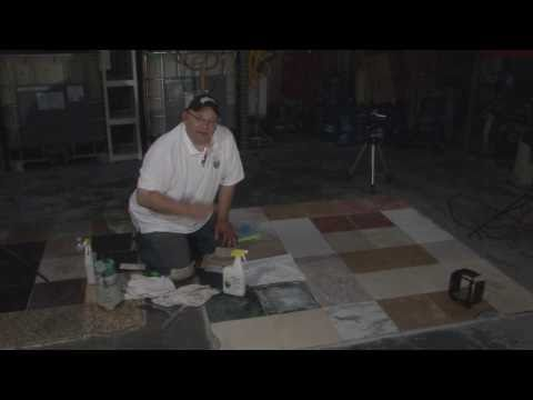 Better Bio Solutions - Problem Solved-Grout Haze removal