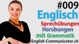 #9 Englisch grammatik für Anfänger Deutsch English Sprachkurse  Tags,Test,Text,Üben,Hauptschule,