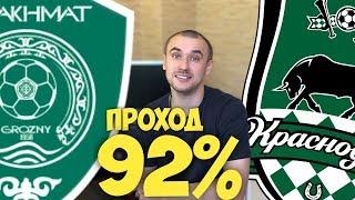 Ахмат Краснодар Прогноз / Прогнозы на Спорт / ШТАБ КАПЕРЮГИ