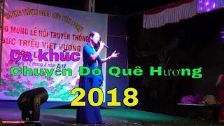 Chuyến Đò Quê Hương , bài hát đi cùng năm tháng .