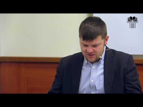 """Сем-р """"Экспоз-я Книги Притчей"""" - Лелиовский ч.12"""
