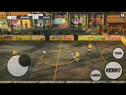 Woww!!! 5 Game Futsal Terbaik Android Offline Grafik HD Ukuran 100MB