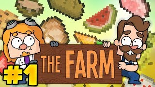 Minecraft The Farm with Duncan #1 - Scavengers