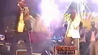 Bounty Killer, Vybz Kartel & Mavado @Reggae Campfire 2005