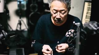 kenji komatsuzaki : hammered dulcimer toshi bodhran : bodhran 小松...