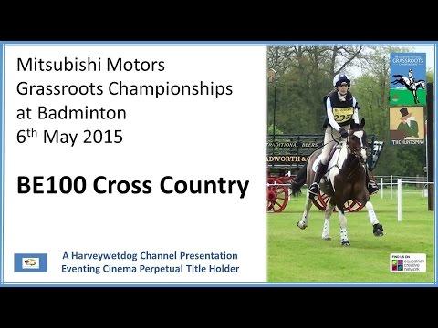 Cross Country: Mitsubishi Motors BE100 Grassroots Championship