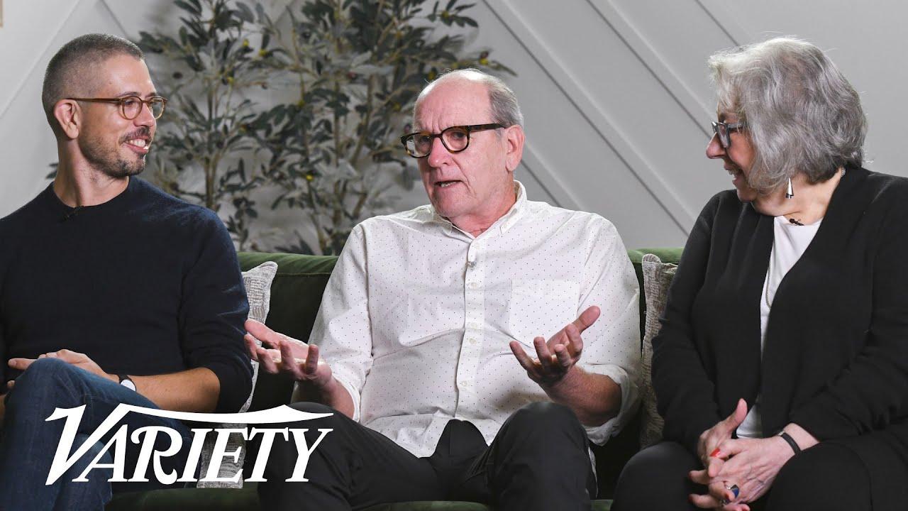 'The Humans' Stephen Karam, Jayne Houdyshell & Richard Jenkins Join the Variety Studio at TIFF