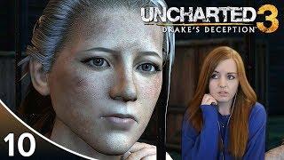 SORRY ELENA! | Uncharted 3 Gameplay Walkthrough Part 10