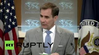 RAW: Pokemon hunting journo busted & trolled at State Department briefing